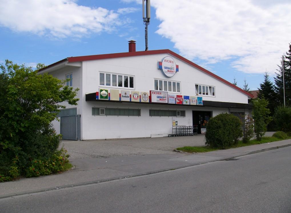 Getränkemarkt Schongau