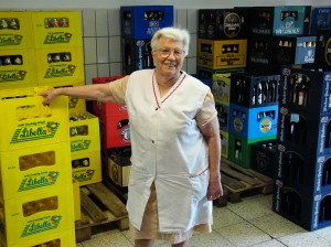 Frau Maria Jocher